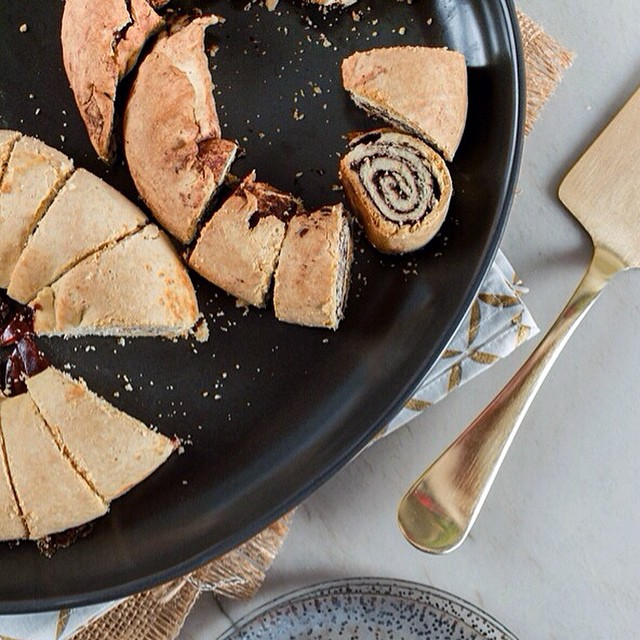 Rugelach Rings Two Ways