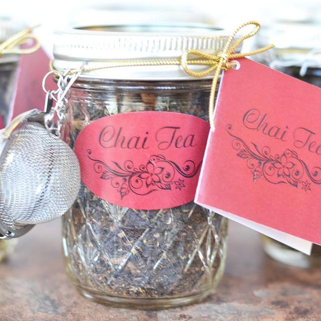 Homemade Chai Tea Gifts