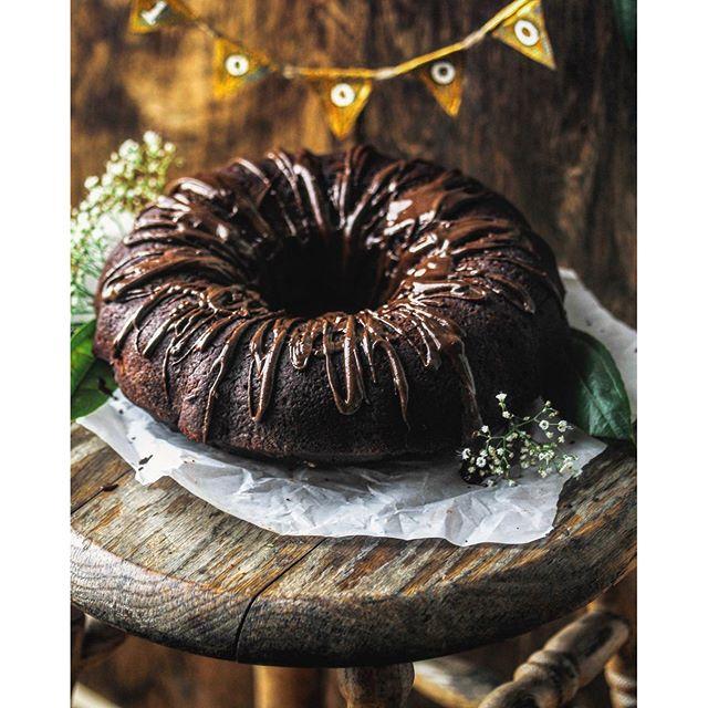 Vegan Olive Oil Chocolate Cake