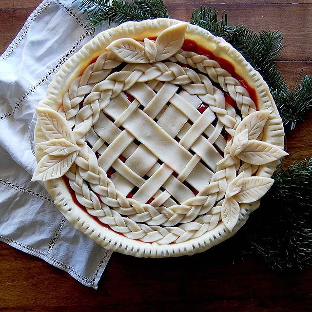Classic Cherry Pie