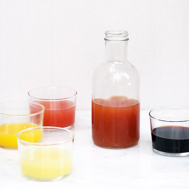 Winter Immunity Juice