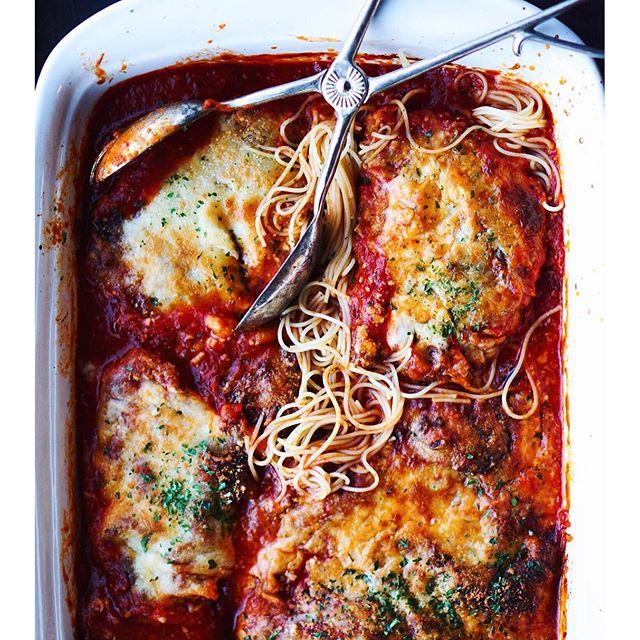 Classic chicken parmesan with mozzarella and pecorino romano classic chicken parmesan with mozzarella and pecorino romano forumfinder Image collections