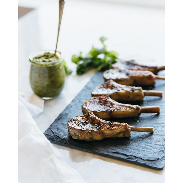 Kibbe In Yogurt Sauce as well Dijon Baby Lamb Chops Red Currant Mint Dipping Sauce further 30829 as well 23379 also Lamb Slideshow. on lamb chops with mint sauce