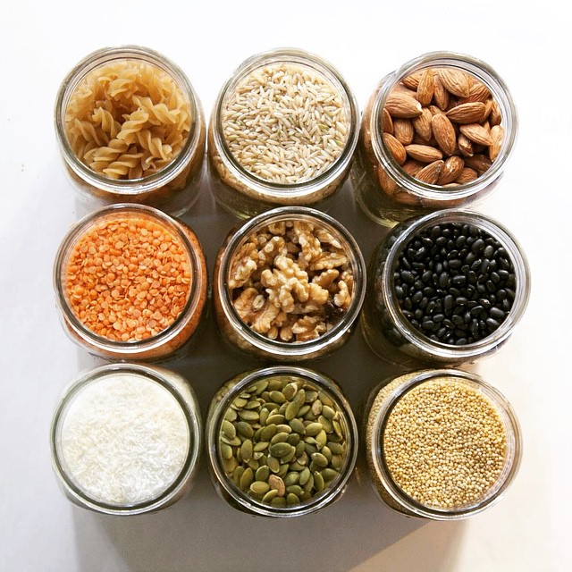 What's In My Real Food Pantry?