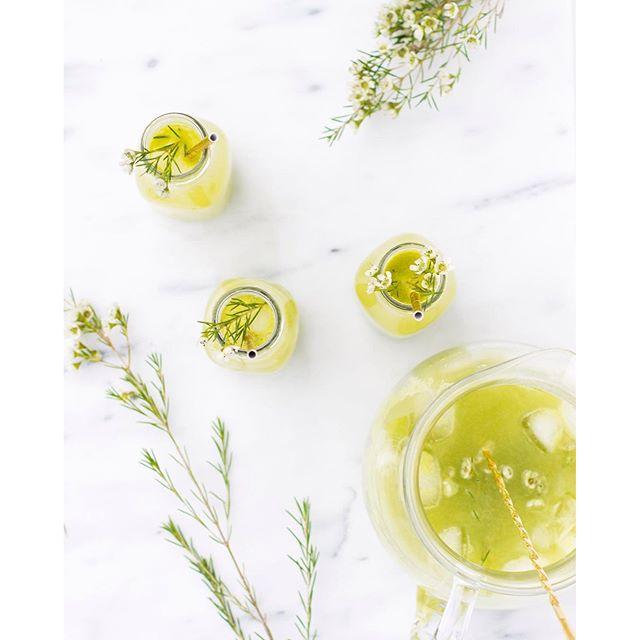 Lavender Pea Lemonade Pitcher