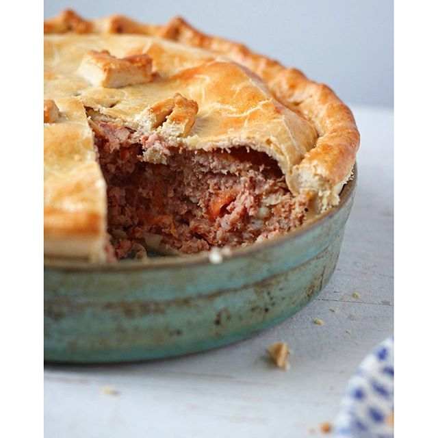 Mums corned beef pie recipe. Simple, cheap, reheats and freezes well... A perfect meal for when your…