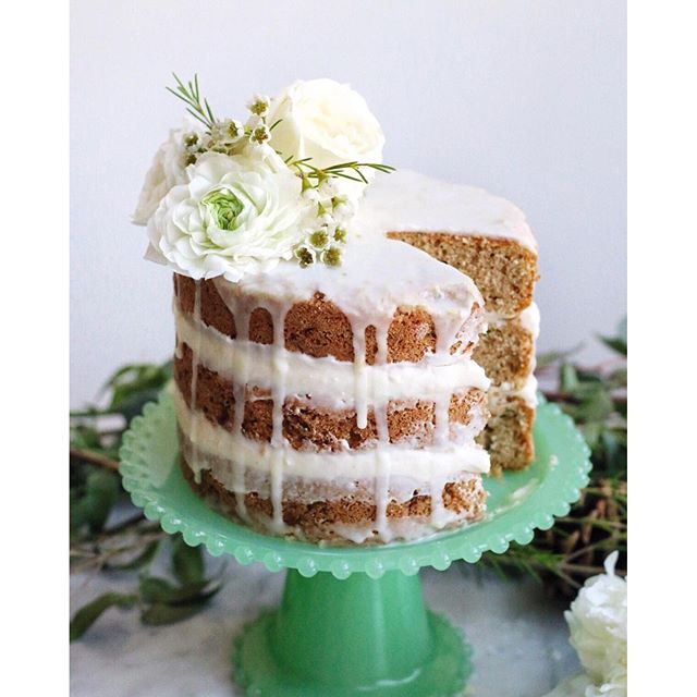 Lemon Zucchini Cake With Cream Cheese Frosting TheFeedFeed