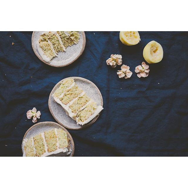 Lemon Glaze With Butter For Cake