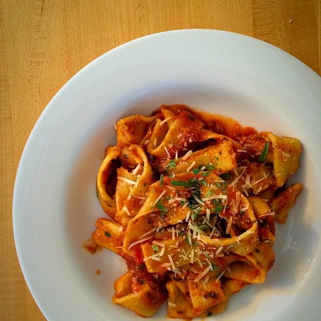 Simple Gluten Free Pasta
