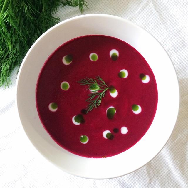 Winter Borscht Soup