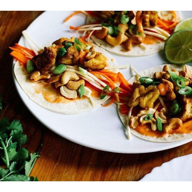 Banh Mi Tacos • Zucker&Jagdwurst