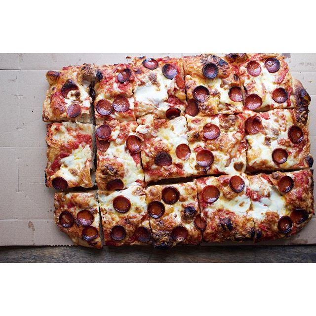 Prince St. Style Pizza
