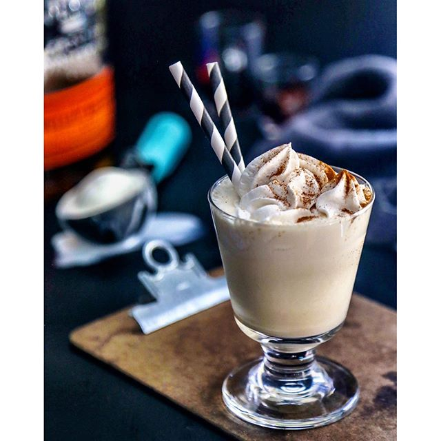 Tell Monday to take a hike and make these easy Dirty Chai Bourbon Vanilla Milkshakes!  Bourbon…