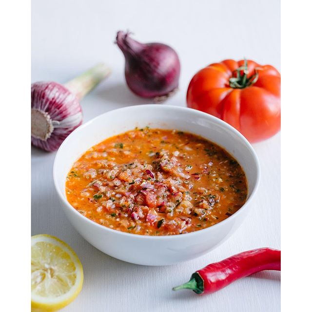 Chili Basil Salsa