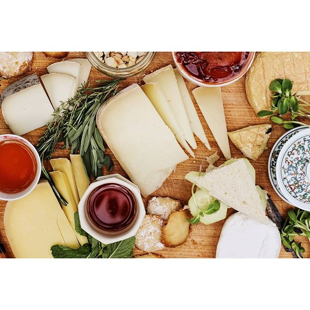 Here's a quick guide of how to make an awesome cheese board for your next gathering or dinner party…