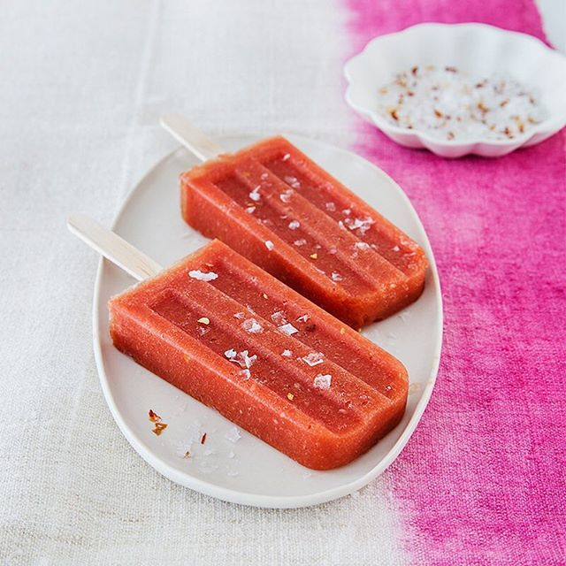 Adults Only Bloody Mary Popsicles