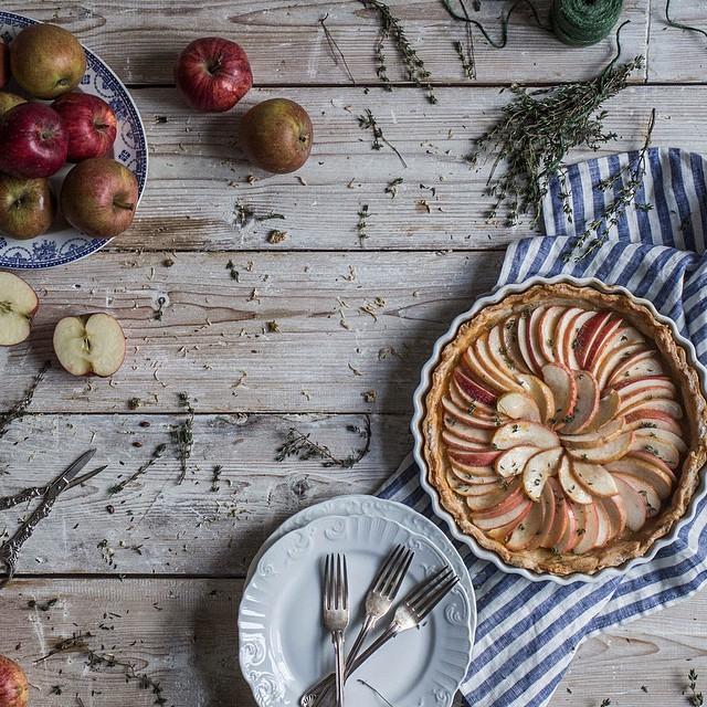 Crostata Di Mele (apple Tart)