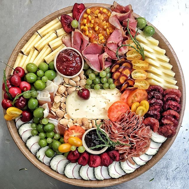 Cheese Platter Recipe Thefeedfeedcom
