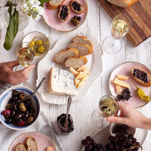 On the Suite One Studio blog: Effortless Entertaining: An easy cheese plate formula that works every…