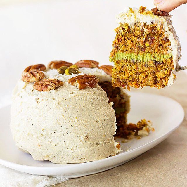 Coconut Scoop Cake