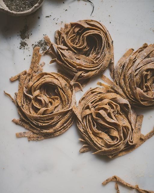Shiitake Mushroom Seaweed Pasta Recipe By Betty Liu The Feedfeed