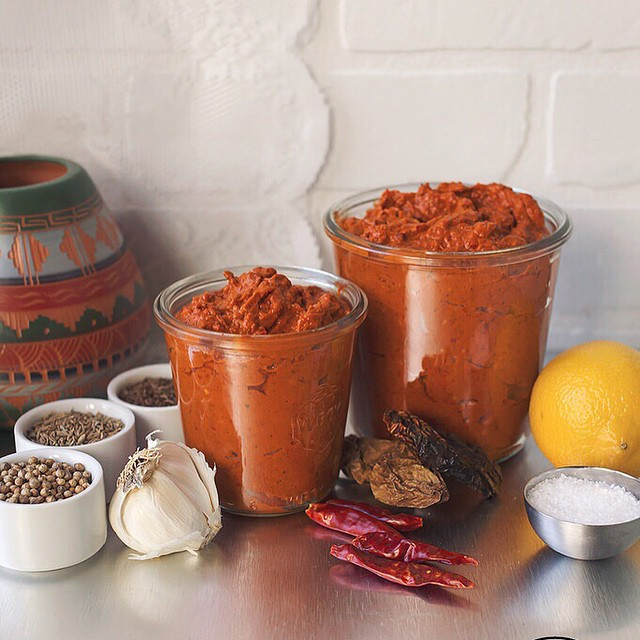 (spicy red chile paste). It's the yummiest, super versatile and so easy to make.