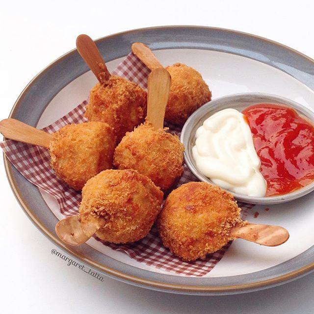 Indonesian Chicken Drumstick Nuggets