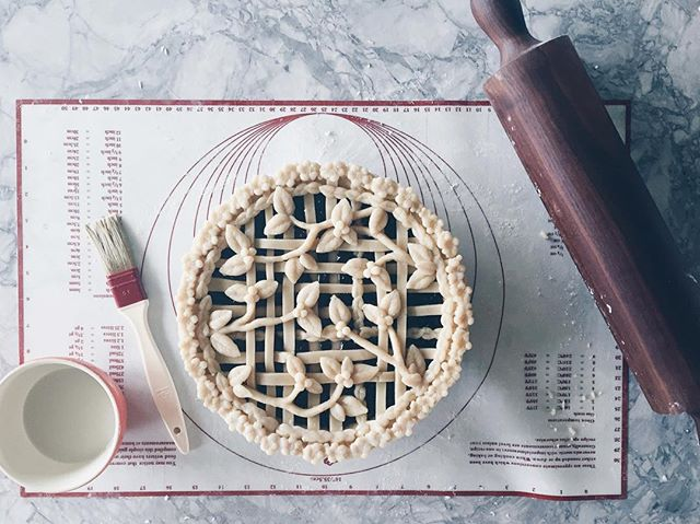 Elderberry Pie