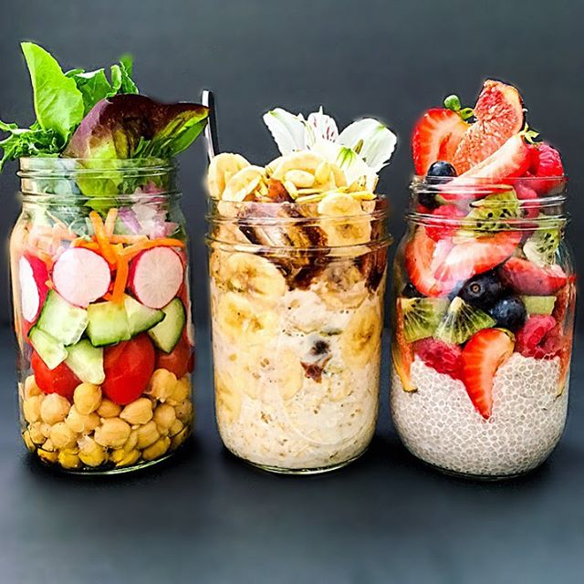 Vegan Food Jars By Rachels Fit Kitchen Quick Easy Recipe The Feedfeed