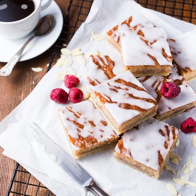 Bakewell Traybake (almond Cake)