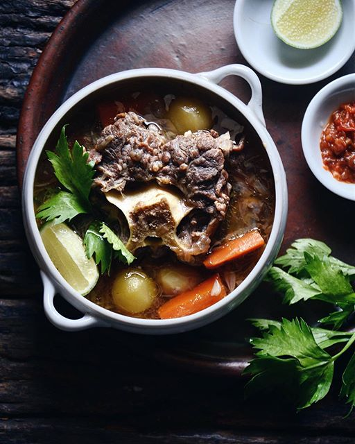 Indonesian Oxtail Soup Recipe By Edithskitchen The Feedfeed