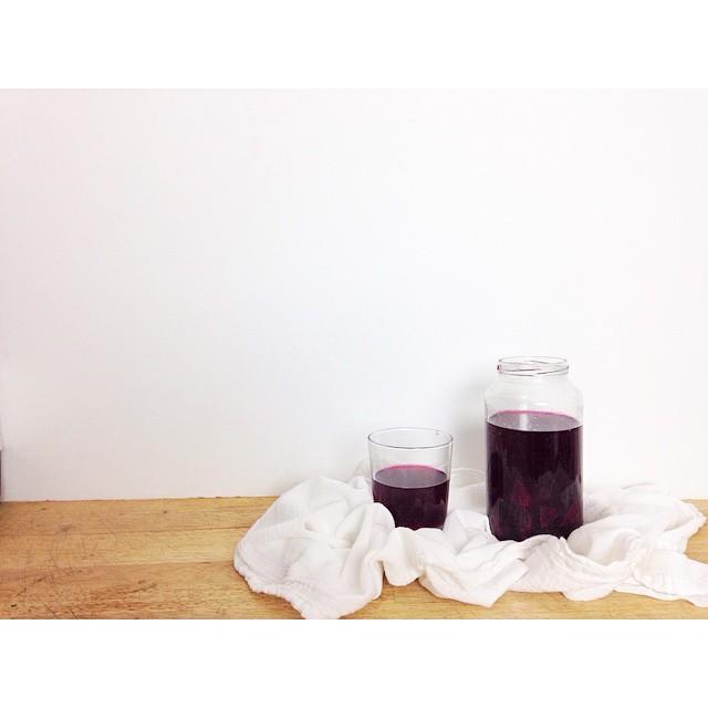Fermented Beet Kvass