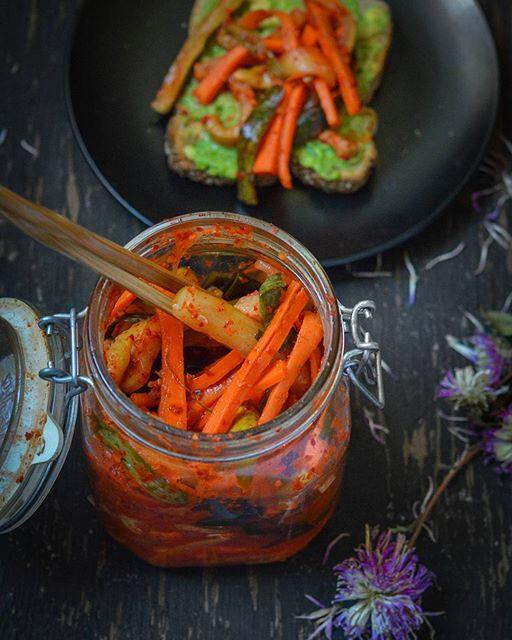 Jicama Kimchi