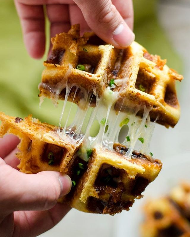 Waffled French Onion Soup Sandwich