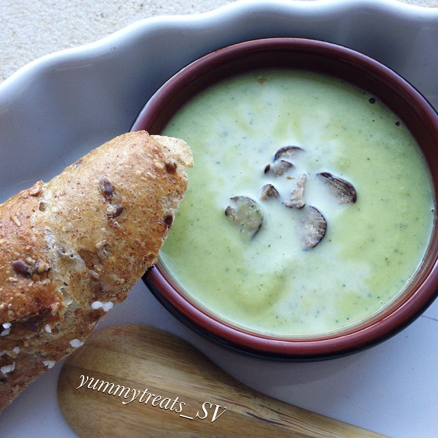 Vegan Zucchini And Cabbage Turnip Soup
