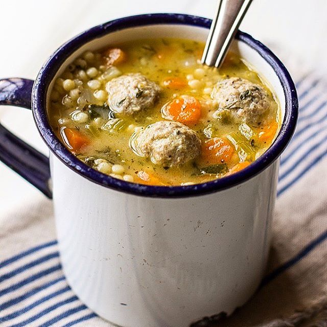 Clic Italian Wedding Soup