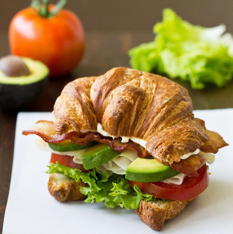 how to make croissants for sandwiches