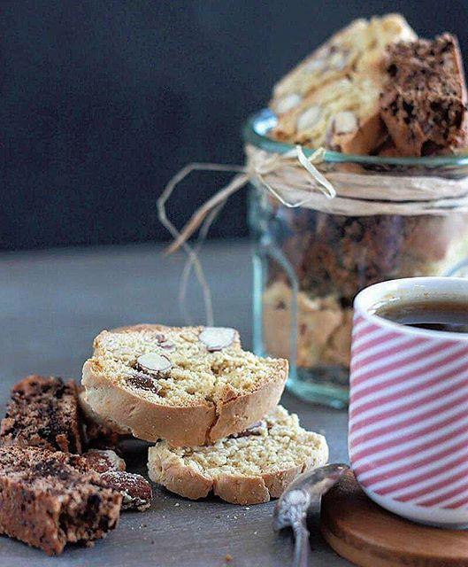 Chestnut Flour Biscotti