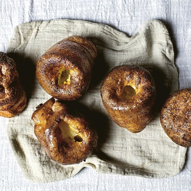 We can certainly use a little better these days, can't we?  How about a better recipe for popovers…