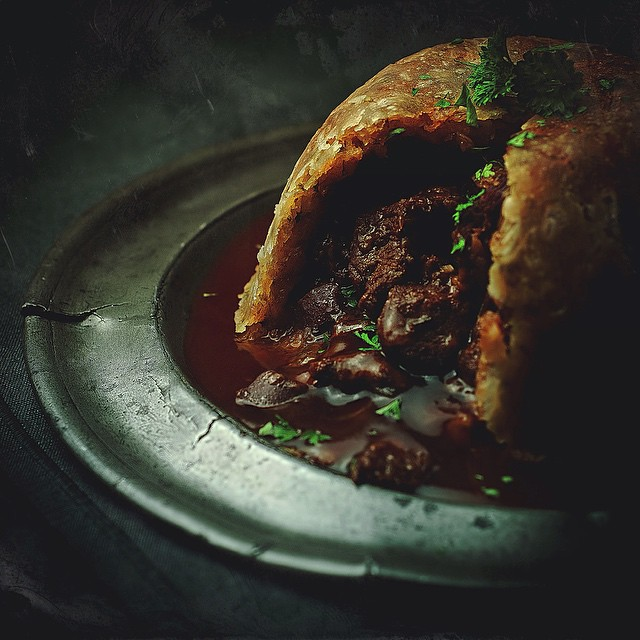 Old Brewer Steak And Kidney Pudding