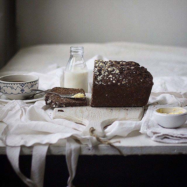 Irish Stout & Sweet Treacle Tea Bread