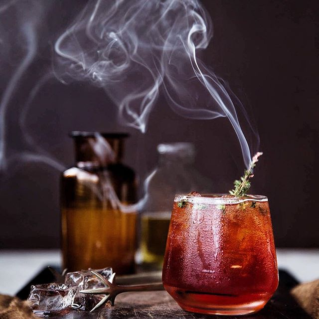 It's friYAY which means cocktail time! Try this bitter brandy!