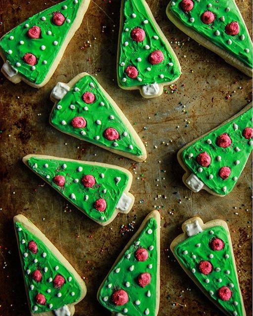 Aquafaba Sugar Cookies