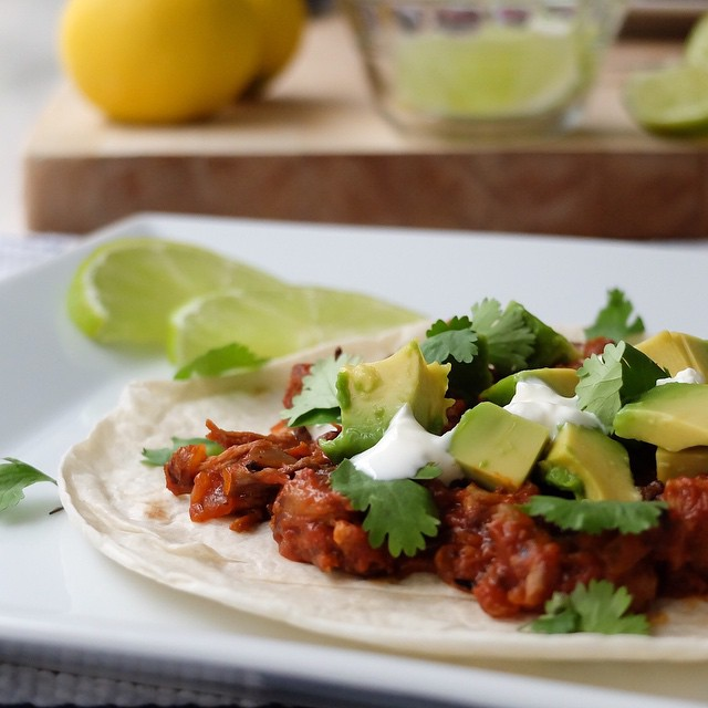 Spicy Mexican Shredded Pork