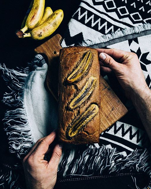 This delicious vegan BABY BUCKWHEAT BANANA BREAD! In english & deutsch! Come and have a look, it…