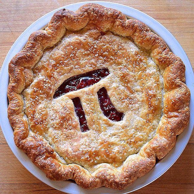 Cherry Pi Pie