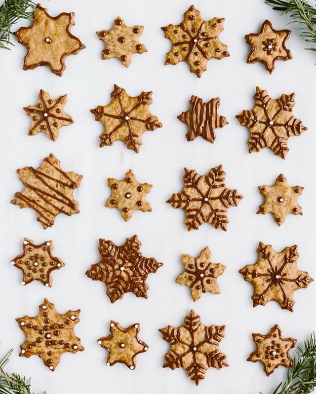 Coconut Sugar Holiday Cookies. I think nothing beats the smell and taste of freshly baked cookies…