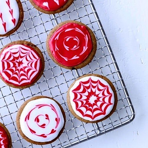 Valentine S Day Sugar Cookies Recipe Thefeedfeed Com