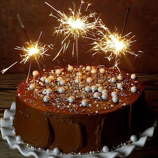 Countdown Chocolate Cake