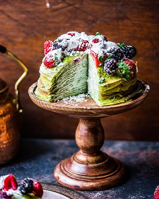 Yogurt Layer Cake